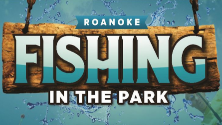 Kids Fishing Day in Roanoke