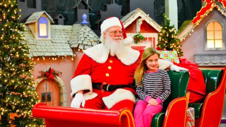 Santas Village Southlake
