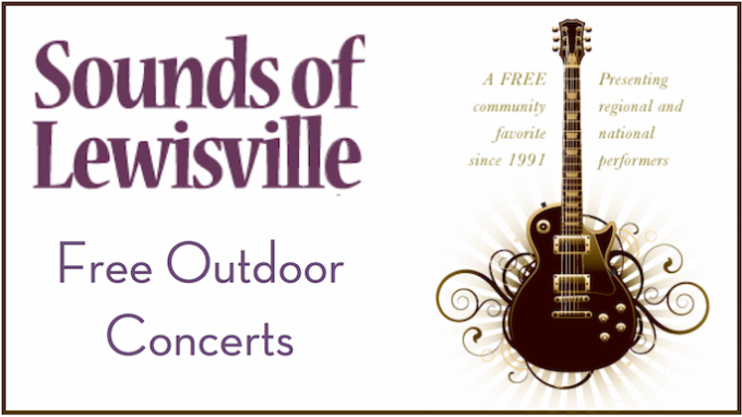 Sounds of Lewisville @ Wayne Ferguson Plaza