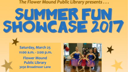 Summer Fun Showcase in Flower Mound