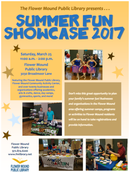 Summer Fun Showcase
