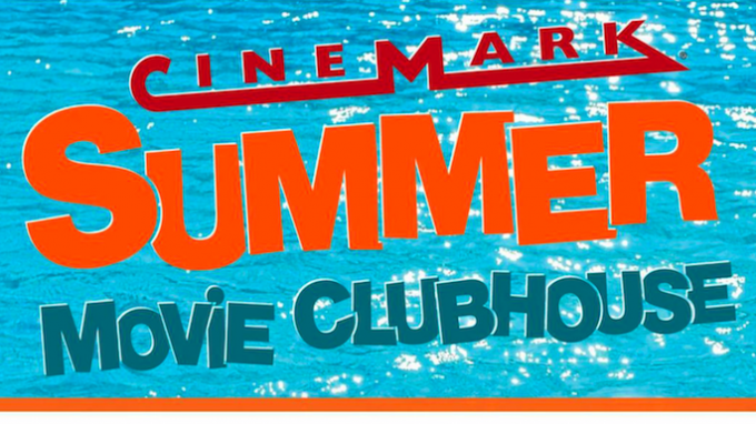 Summer Movie Club at Cinemark Lewisville @ Cinemark Movies 8