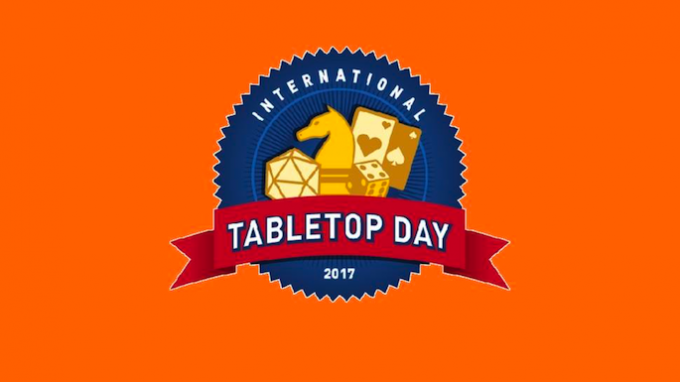 Tabletop Day @ Flower Mound Library