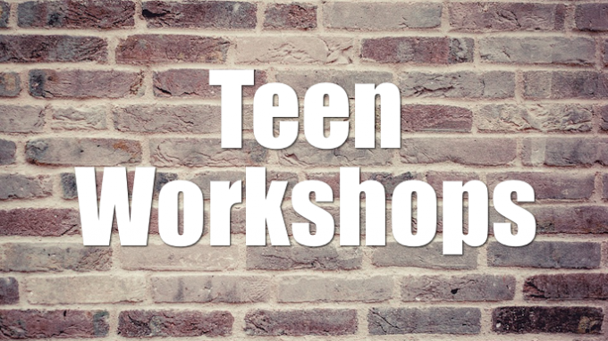 Teen Events at Coppell Library @ Coppell Library