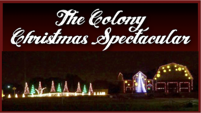 The Colony Christmas Spectacular