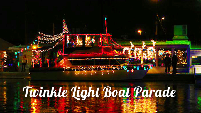 Twinkle Light Boat Parade Grapevine Lake   Family eGuide. Grape Vine Lighting. Home Design Ideas