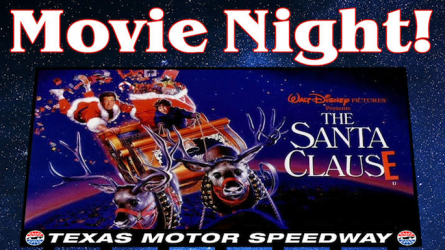 Drive-In Movie at Texas Motor Speedway