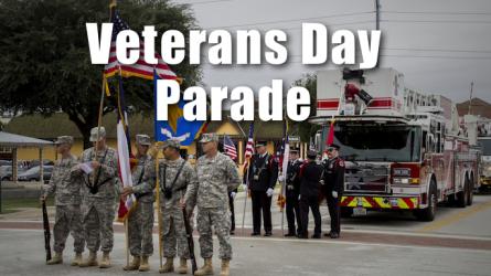 Grapevine Veterans Day Parade