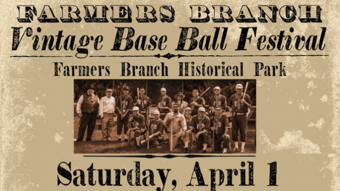 Vintage Base Ball Game @ McInnish Sports Complex