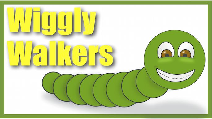 Wiggly Walkers @ Flower Mound Library