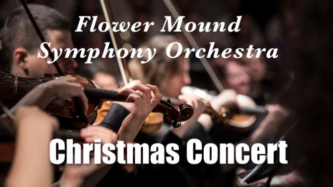 Flower Mound Symphony Orchestra @ Trietsch Memorial United Methodist Church