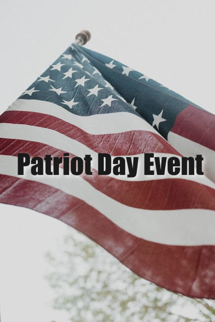Patriot Day Event Pin
