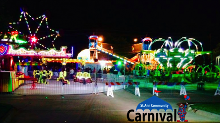 St Ann Carnival in Coppell
