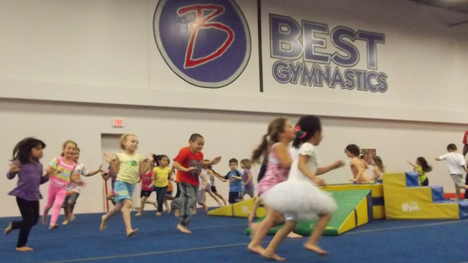 Friday Night Open Gym at Best Gymnastics in Flower Mound @ Best Gymnastics