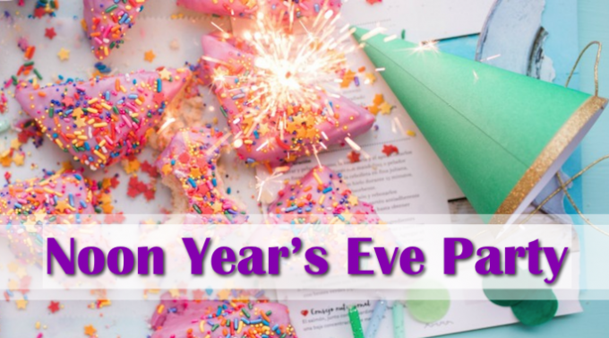 Noon Years Eve Southlake @ Southlake Library