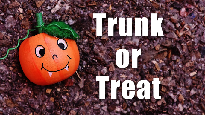 Trunk or Treat Garden Ridge Church