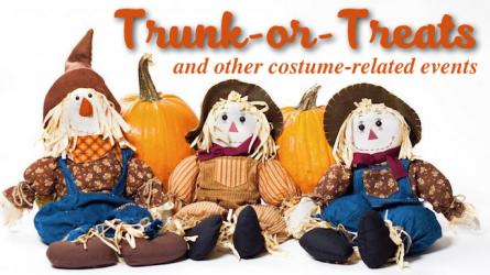 Trunk-or-Treats DFW