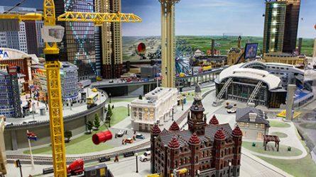 Kids Invited to Design Future DFW Lego City