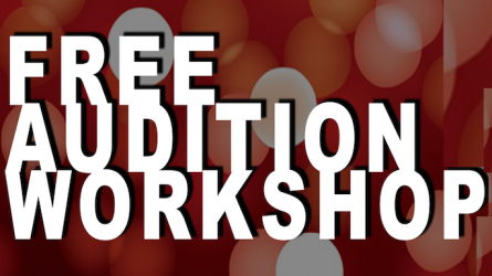 Free Audition Workshop