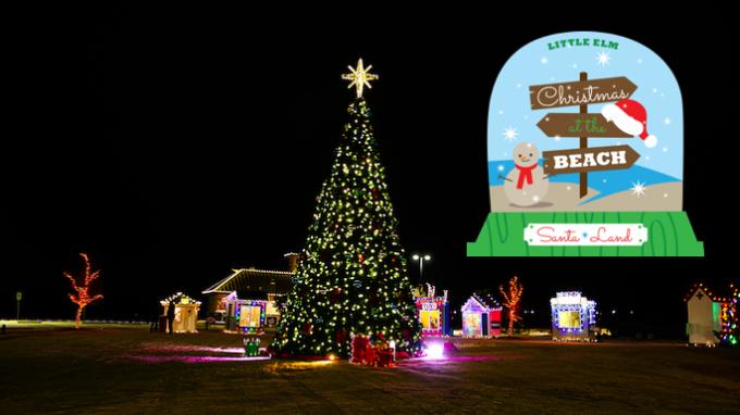 Christmas at the Beach Little Elm @ Little Elm Park | Little Elm | Texas | United States