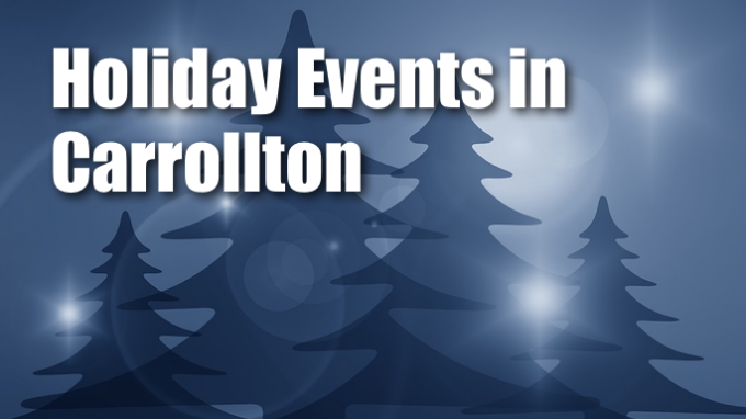 Holiday Events Carrollton
