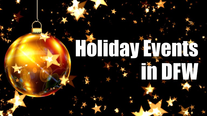 Holiday Events DFW   Family eGuide