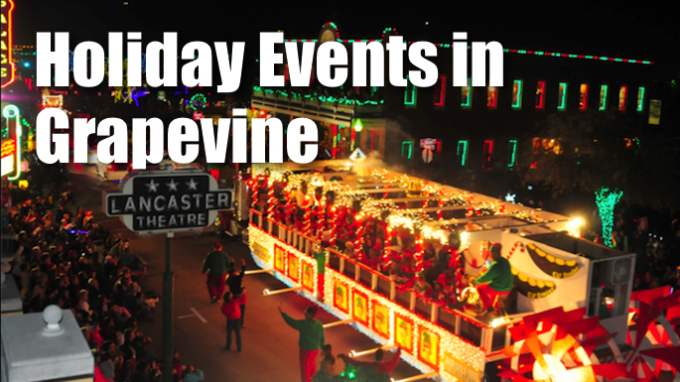 Holiday Events Grapevine