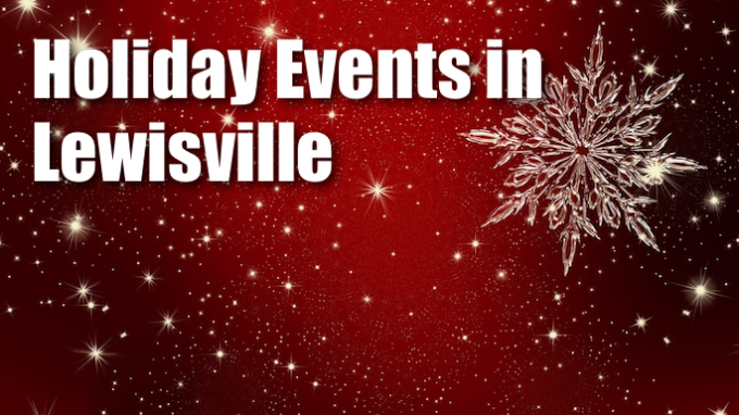 Holiday Events Lewisville