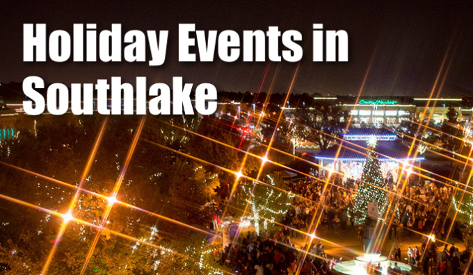 Holiday Events Southlake