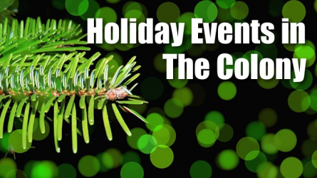 Holiday Events The Colony