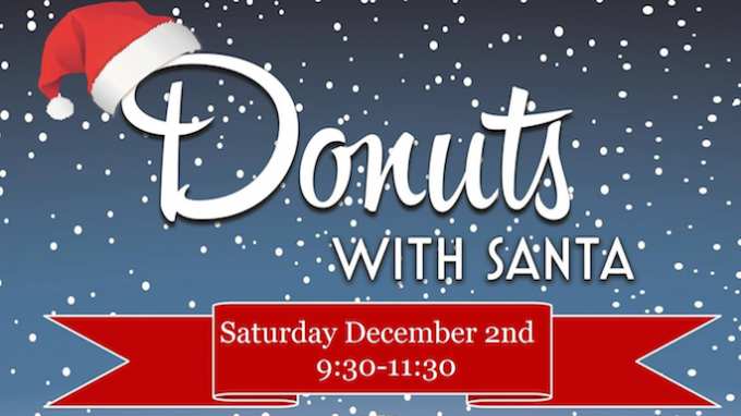 Donuts with Santa Flower Mound @ Wise Advantage Realty | Flower Mound | Texas | United States