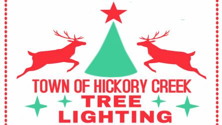 Hickory Creek Tree Lighting
