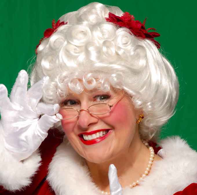 Story Time with Mrs Claus Southlake