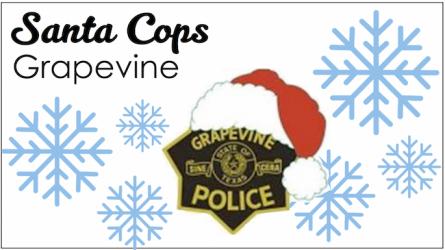 Santa Cops Grapevine