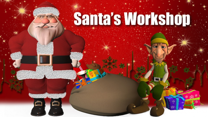 Santas Workshop Coppell