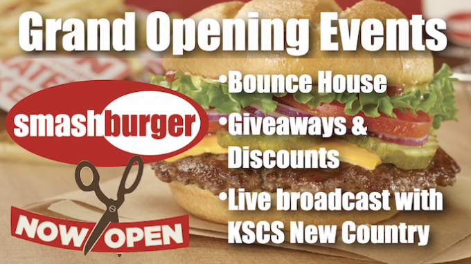Grand Opening Smashburger The Colony @ Smashburger-The Colony | The Colony | Texas | United States