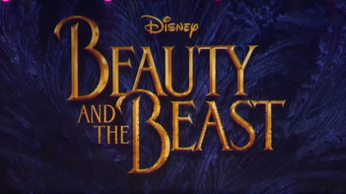 Beauty and the Beast Grapevine