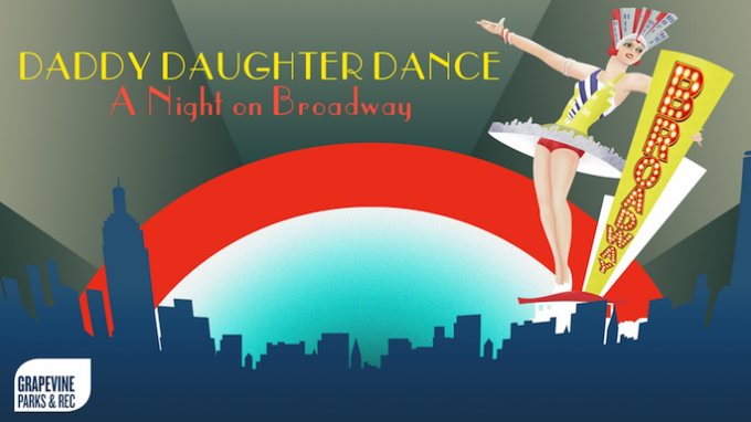 Daddy Daughter Dance in Grapevine @ Compass Center