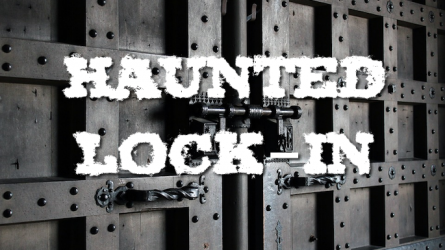 Haunted Lock-in Flower Mound
