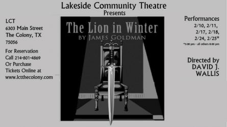 The Lion in Winter On Stage