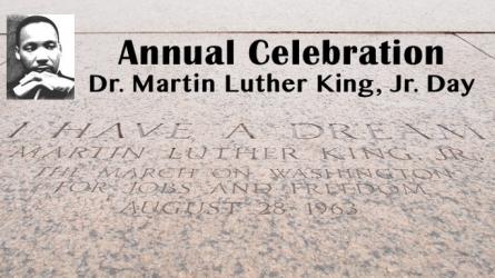 Celebrate MLK Day in Flower Mound