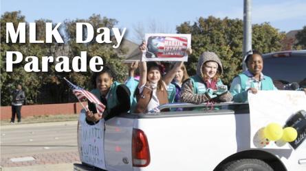 Martin Luther King Jr Day Parade Carrollton