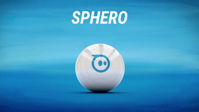 Sphero at Grapevine Library @ Grapevine Library