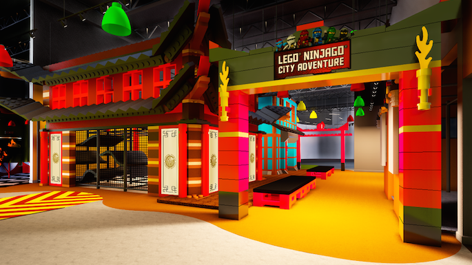 Legoland Grapevine Announces Two New Attractions - Family eGuide