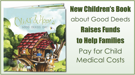 Childrens Book About Good Deeds Helps Kids