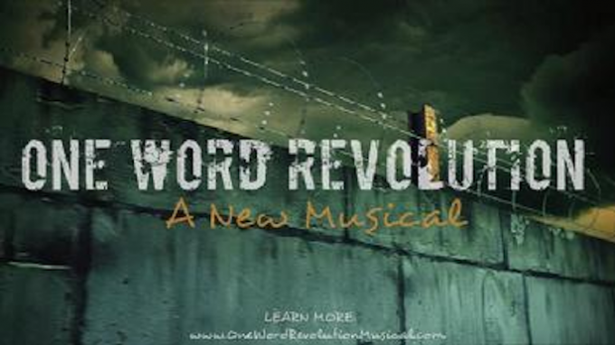 One Word Revolution Play