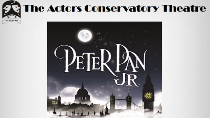 Peter Pan Jr Lewisville @ The Actors Conservatory Theatre   Lewisville   Texas   United States