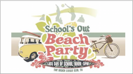 Little Elm Beach Party