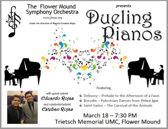 Dueling Pianos Flower Mound