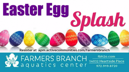 Egg Hunt Farmers Branch